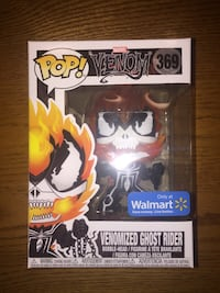 Funko Pop Marvel Venomized Ghost Rider Toronto, M8W 3P1