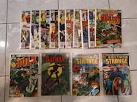 assorted Marvel comic book collection Coquitlam, V3C 5Z8
