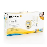 Medela freestyle double breast pump  Toronto