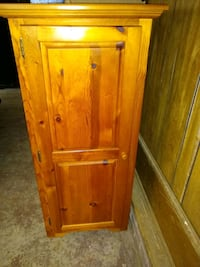 Wooden cabinet