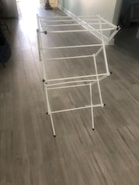 Drying rack - used
