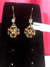 Flower Earring Chantilly