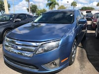 2010 FORD FUSION, DOWN PAYMENTS STARTING 199!! Pinellas Park