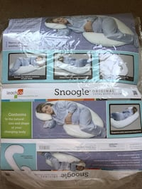 Leachco Snoogle Total Body Pillow, Ivory Clarksburg, 20871