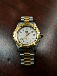 Tag Heuer 2000 Automatic Mens Diver Watch, 665.006F Toronto