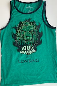 Authentic Disney Lion King tank tops