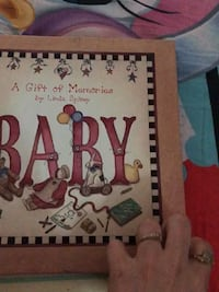 Baby memories book Burnaby, V5H 1Y5