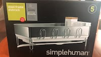 Dish drying rack *NEW IN BOX* Clover, 29710