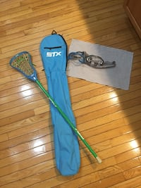 Women Lacrosse Stick, Bag and x2 goggles (used ) Odenton, 21113