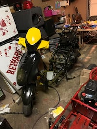 2018 moped West Des Moines, 50265