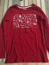 red and white Aeropostale pullover hoodie Edmonton, T6K