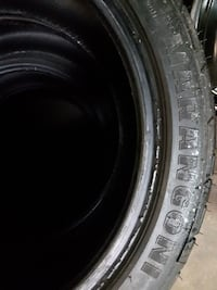 195/45/16 summer tire,  almost new  Toronto, M3J 2B9