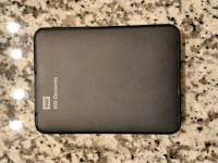 WD Elements Portable HDD External Hard Drive 750Gi