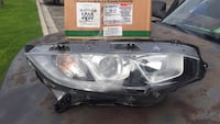 2016 Honda Civic Sedan Right Side Headlamp Long Beach, 90802