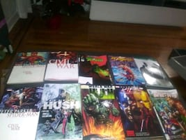 Randomized Comic Book bundle.