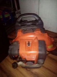 Huskvarna backpack blower bt150 cranks right up second pull every time