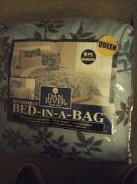 8 piece Queen bed in a bag Centreville, 20121
