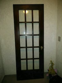 gorgeous door.! please make me a reasonable offer North Vancouver, V7M 2N2