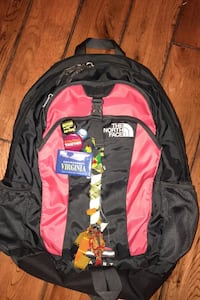 North face Backpack Chantilly, 20152