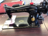 Singer sewing machines with table and chair. Yukon, 73099