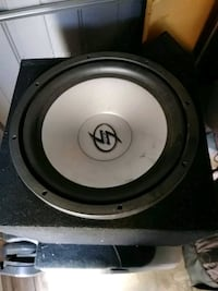 black and gray subwoofer speaker 15in vc2 Long Beach, 90805
