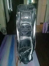 black and gray golf bag Burlington, L7L 4K3
