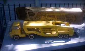 Vintage Tonka Car Carrier NO# 2850