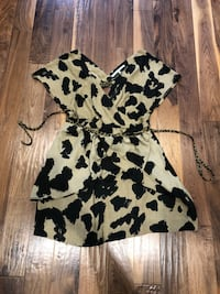rachel roy animal print dress Toronto, M6J 2N1