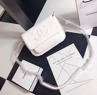 Chanel Cross Body Purse Bag 205 mi