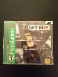 Grand Theft Auto 2 for PS1 Vaughan, L4L