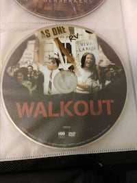 Walk Out DVD