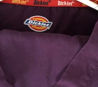 Dickies Plum Scrub Set
