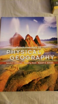 Fundamentals of Physical Geography Textbook Annandale, 22003