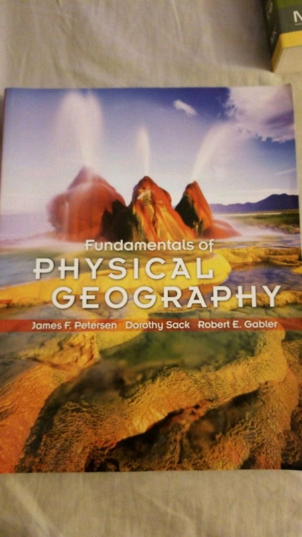 Fundamentals of Physical Geography Textbook