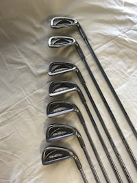 Tommy Armour 845s Silver Scot set of golf club irons Santa Fe, 77517