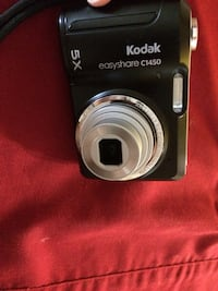 Black nikon coolpix point-and-shoot camera Frederick, 21701