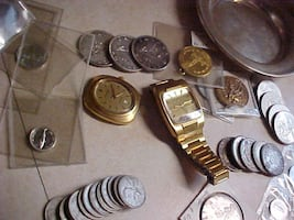 Jewellery & Coins