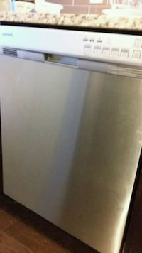 """NEED GONE- 24"""" Stainless Steel Samsung Diahwasher Edmonton, T6H 0X7"""
