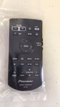 Black pioneer remote controller Saint Johns, 32259