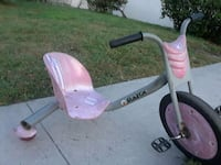 toddler's pink and gray Razor trike West Palm Beach, 33401