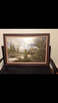 Relaxing picture 42 x 30 Greenville, 29617