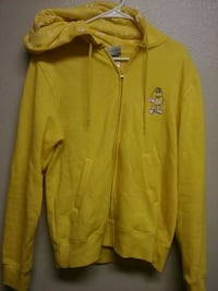 M&M Yellow Jacket with Hood  Las Vegas, 89103