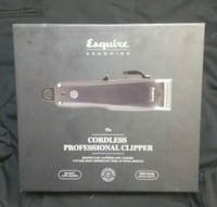 Esquire Cordless Professional Clippers Abbotsford, V2T 1X3