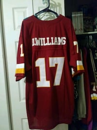 Doug Williams throwback jersey shirt Hagerstown, 21740