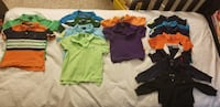 Pre-Owned Toddler Boys Clothing 2346 mi