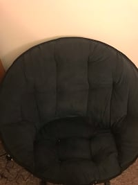 Dark blue moon fold up chair Windsor, N8T 2Y8