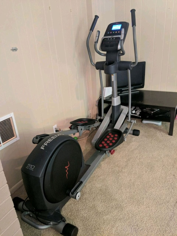 4a8c9fffad60 Used Like new Foldable elliptical with great features for sale in ...