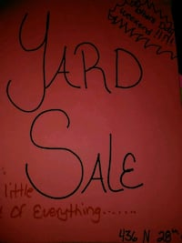 Mothers day weekend yard sale  Colorado Springs, 80904