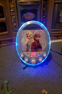 frozen karaoke machine