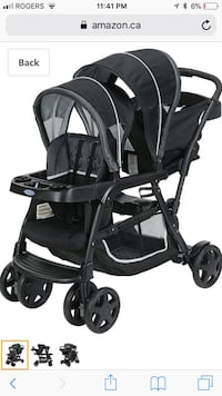 New Graco Ready2Grow Click Connect Stand and Ride Stroller London, N5V 4W4